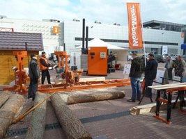Na targach DREMA w Poznaniu Wood-Mizer zaprezentuje nowy trak WM4000