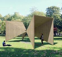 Peace Pavilion - projekt Toya Design