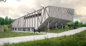 Zwycięski projekt Pomorskiego Muzeum Motoryzacji MUS Architects