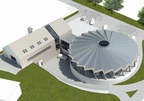 Pomorskie Muzeum Motoryzacji  - wyróżnienie - ZAAP Architekci