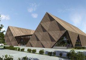 Pomorskie Muzeum Motoryzacji - projekt pracowni Siebiesiuk Architects
