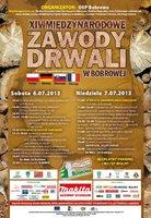 Międzynarodowe Zawody Drwali - Bobrowa