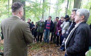 "Konferencja ""Forest Biomass Conference"" - Puszcza Bukowa"