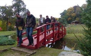 "Konferencja ""Forest Biomass Conference"" - Arboretum w Glinnej"