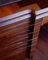 Drewniany elementarz