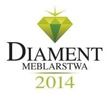 Diament Meblarstwa 2014 - wyniki konkursu