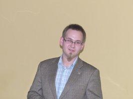 "Adrian Łukowski - laureat stypendium ""Lasy Świata"""