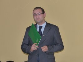 "Marcin Dyderski - laureat stypendium ""Lasy Świata"""