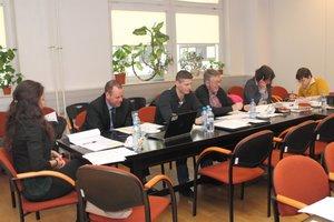 Projekt Bolster-UP: Spotkanie na Wydziale Technologii Drewna SGGW
