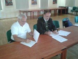 06. czerwca 2014r. podpisana została umowa pomiędzy IALC i SPL w sprawie organizacji Mistrzostw Świata Drwali w 2016r.