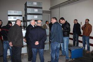 Prezentacja sposobów przechowywania nasion w Leśnym Banku Genów w Kostrzycy.
