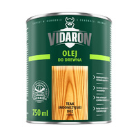 Olej do drewna VIDARON