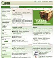 Nowa wersja portalu z 2004r.