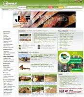 Wygląd portalu z roku 2009