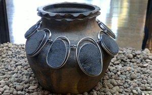 Wystawa 1000 lat w naszyjnikach