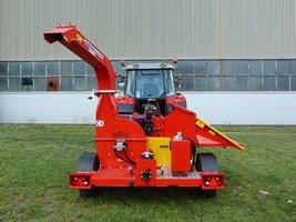 Bębnowy rębak ciągnikowy Skorpion 350RB