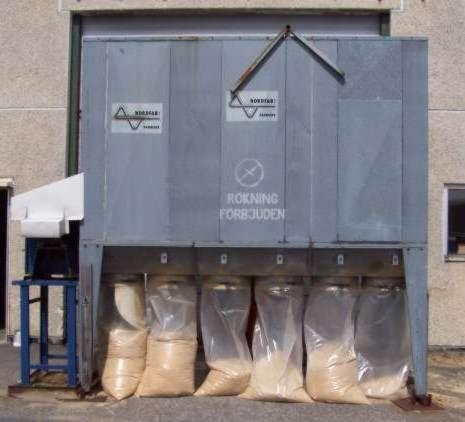 Instalacja odciągowa do dtolarnia NORDFAB