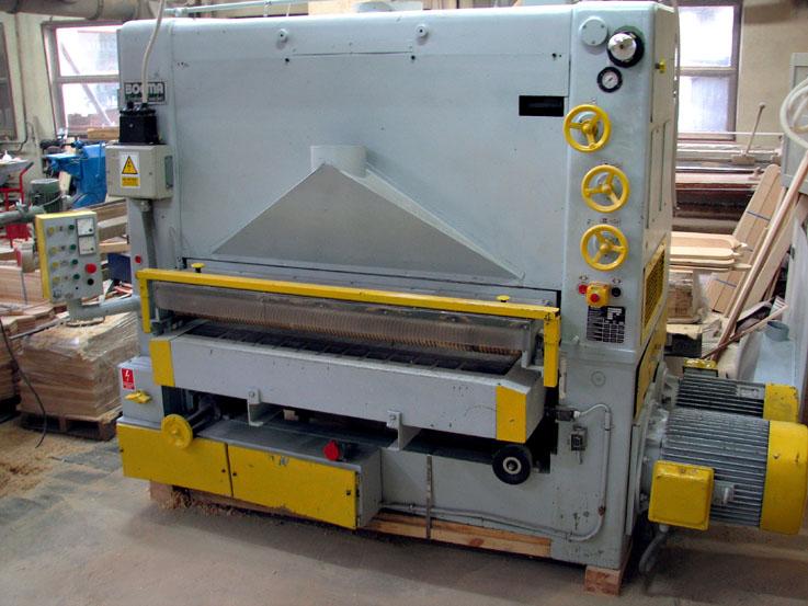 Szlifierka szerokotaśmowa BOGMA KKG-R 1300