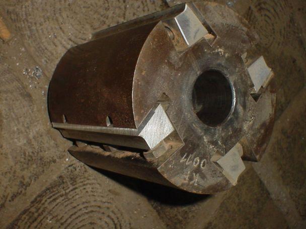 Głowica Leitz 130x125x35