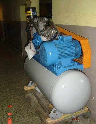 Kompresor tłokowy WAN