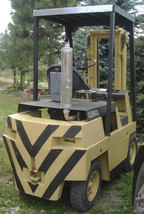 Wózek Widłowy GPW 2,5T