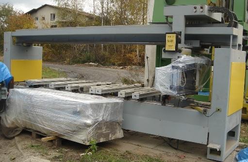 Wiertarka CNC ROVER 36
