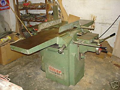 Maszyna STOLARSKA wieloczynnosciowa SICAR 300