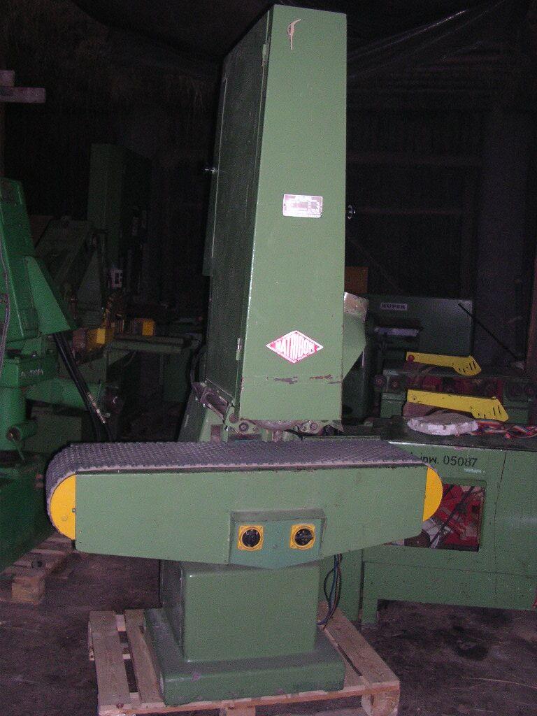 szlifierka przelotowa 300mm