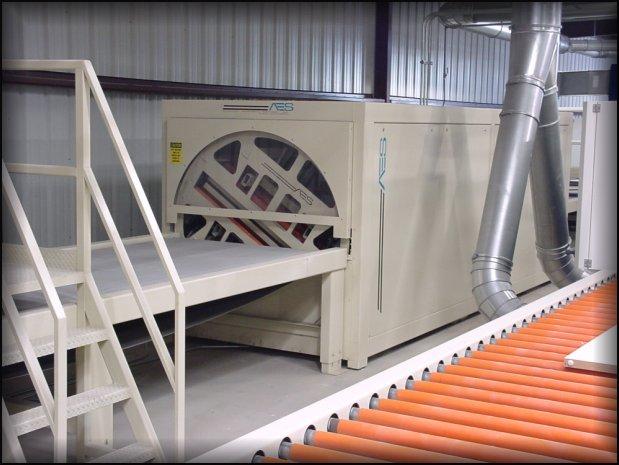 Maszyna do obracania płyt