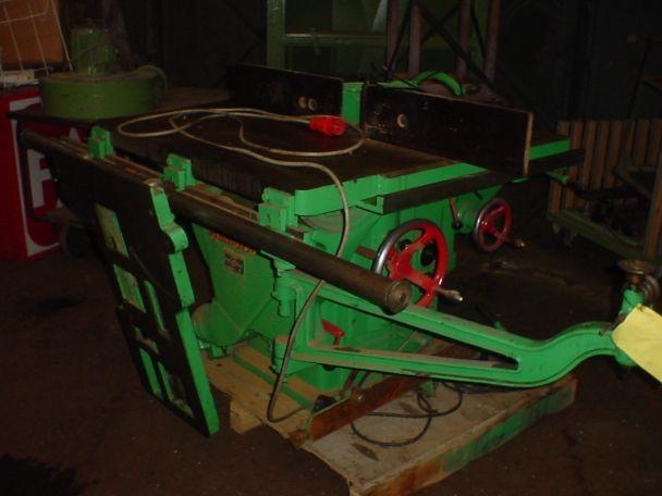 Szlifierka trójtarczowa SLWST 40
