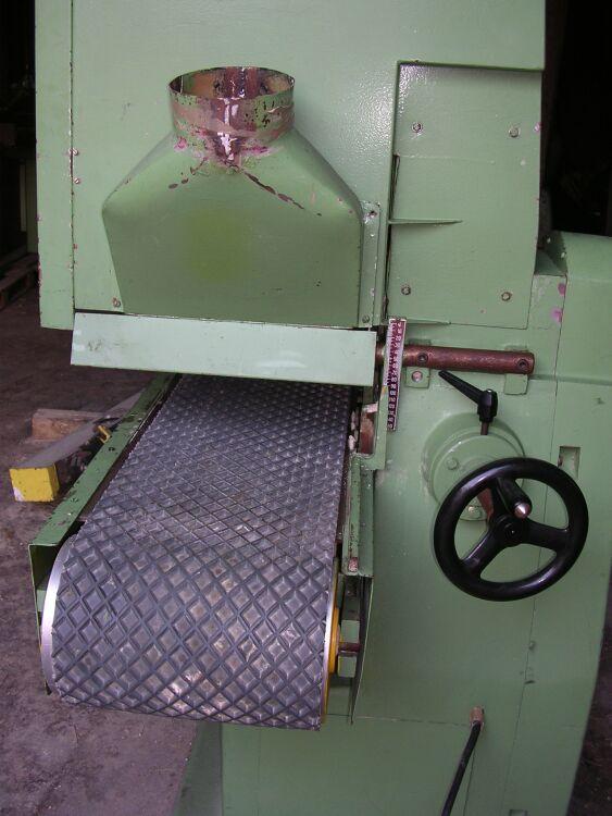 szlifierka przelotówka 300mm-tanio