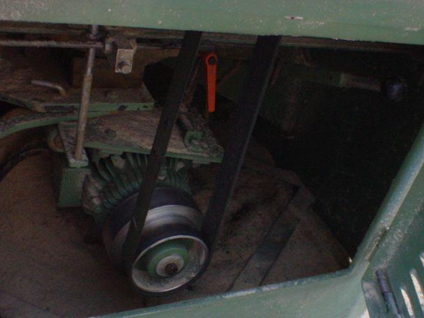 Piła formatowa z wózkiem i podcinakiem PANHANS