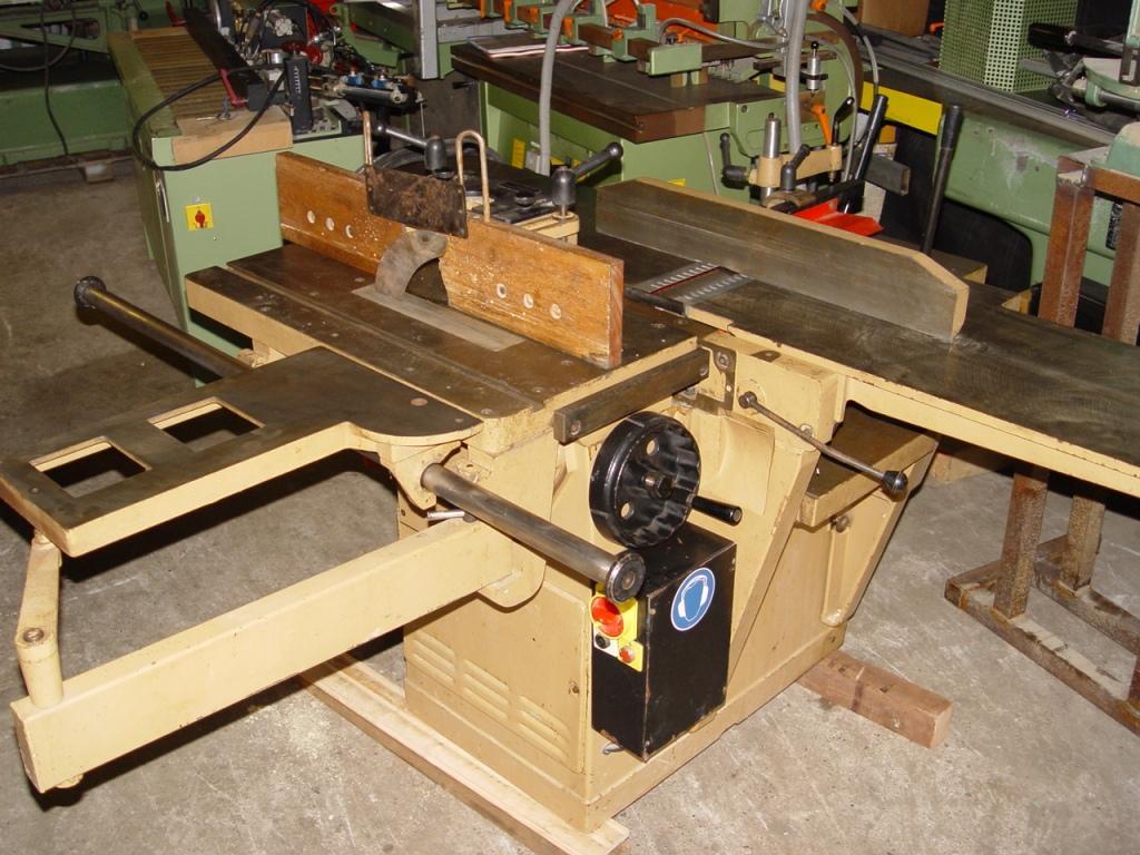 Maszyna STOLARSKA wieloczynnosciowa SCM C35