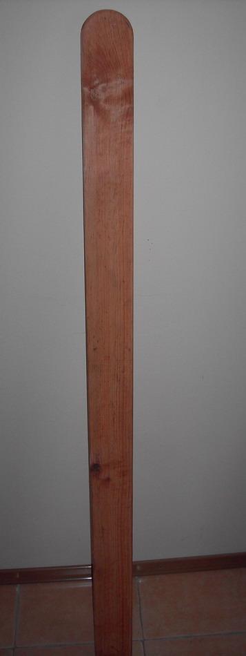 Sztachety olchowe szlifowane frezowane
