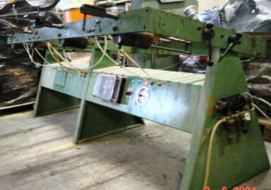 Prasa do klejenia Schultheiss hfk3000