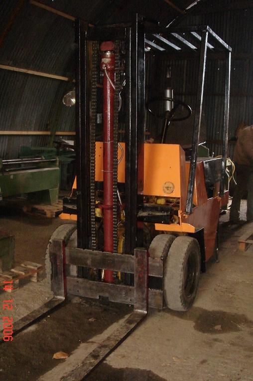 Wózek Widłowy GPW 2,5 t