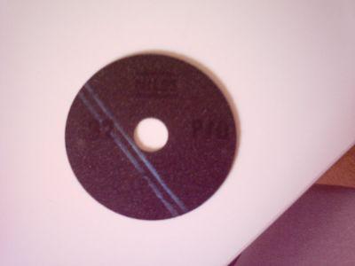 Tarcza ścierna 160 mm o grubości 2,5 mm