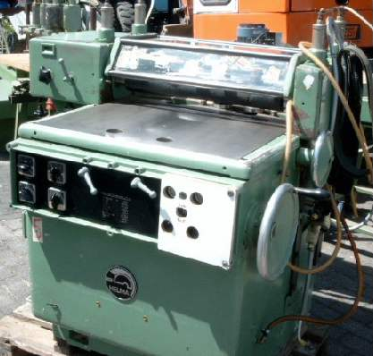 Frezarka kopiująca  Helma, Modell F40