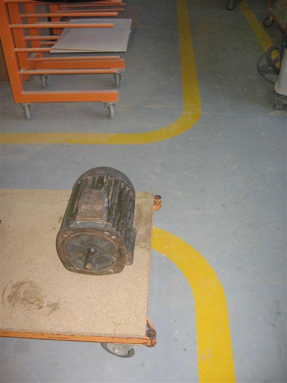 Silnik kołnierzowo - łapowy 4,0kW