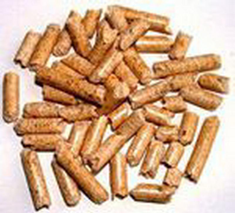8 mm  pellet