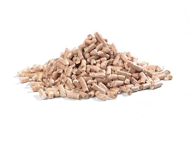 pellets 6mm i pellets 8mm zgodny z normą DIN.