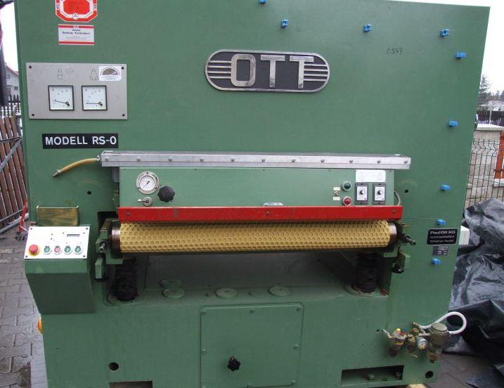SZLIFIERKA szerokotaśmowa OTT RS-O 1100mm