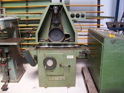 SZLIFIERKA przelotowa Löwer 280 S