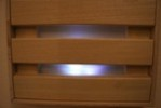 Panele drewniane do saun