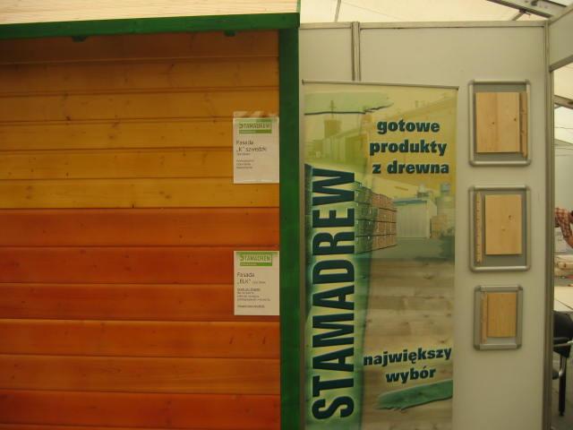 Drewno profilowane wysokoprzetworzone
