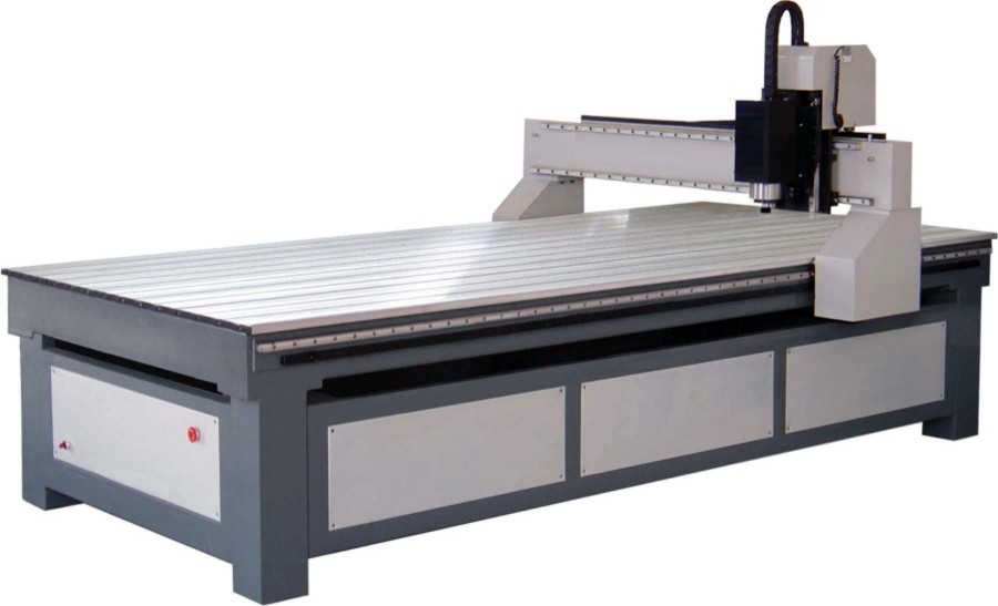 Frezarka CNC do kształtowej obróbki drewna
