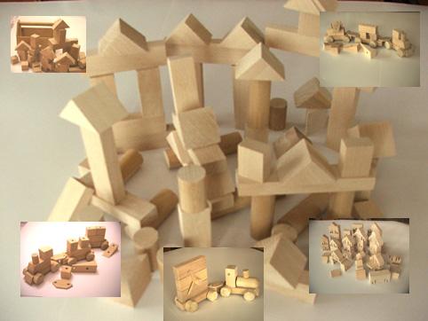 Producent ekologicznych zabawek drewnianych
