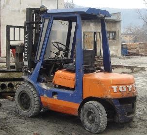 Wózek widłowy TOYOTA 3,5 T !!!!!