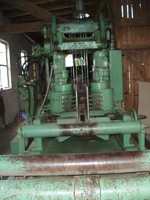 Trak pionowy hydrauliczny LINCK (śr710mm)