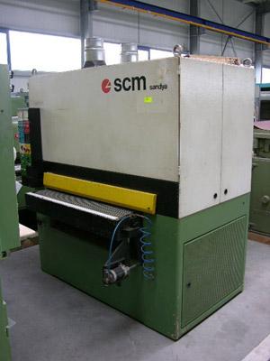 SCM Szlifierka szerokotaśmowa SANDYA CL 110M